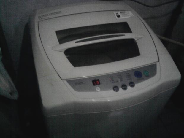 mesin cuci baru