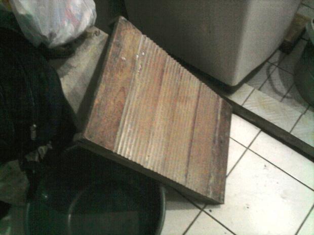 mesin cuci lama